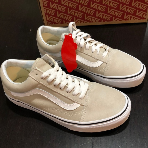 Vans Old Skool Silver Lining True White